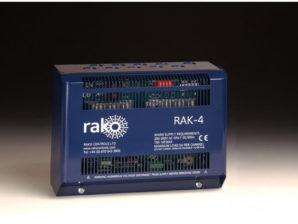 Rako RAK-4L 4 x 5A Channel Dimming Rack Leading Edge
