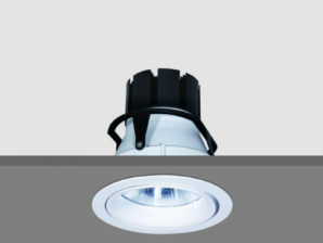 23W LED Niko 1 adjustable dimmable down light
