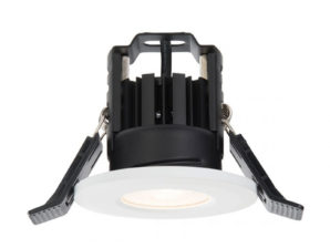 shieldLED 400 fire rated downlight 4.5w warm white IP65
