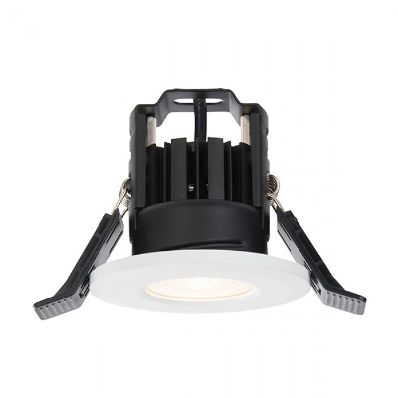 Best Rated Shop Lights: Shieldled 600 Fire Rated Downlight