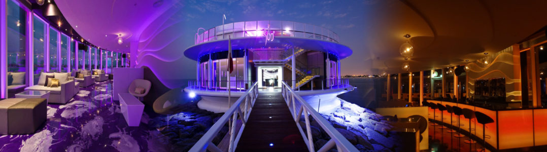 360 Dubai Night Club Ghs Special Projects Led