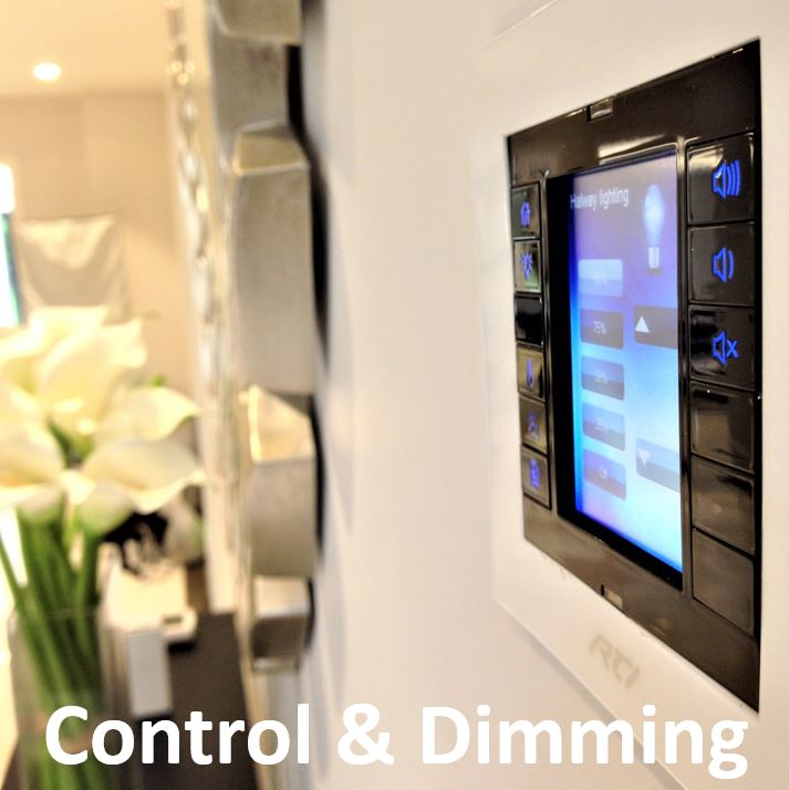 Lighting and AV Control