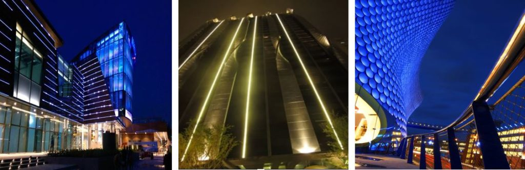 architectural lighting manchester