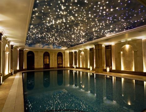 Fibre Optic Ceiling Stars