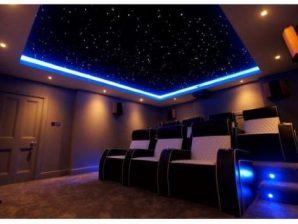Fibre Optic Ceiling Stars
